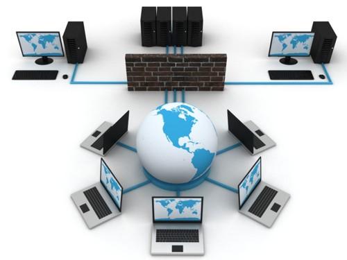 Компьютерная сеть  скачать